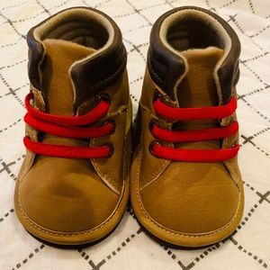 Other - NWOT: 9-12 month infant boots.